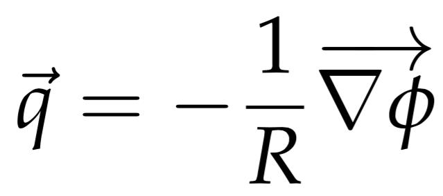 Flux equation